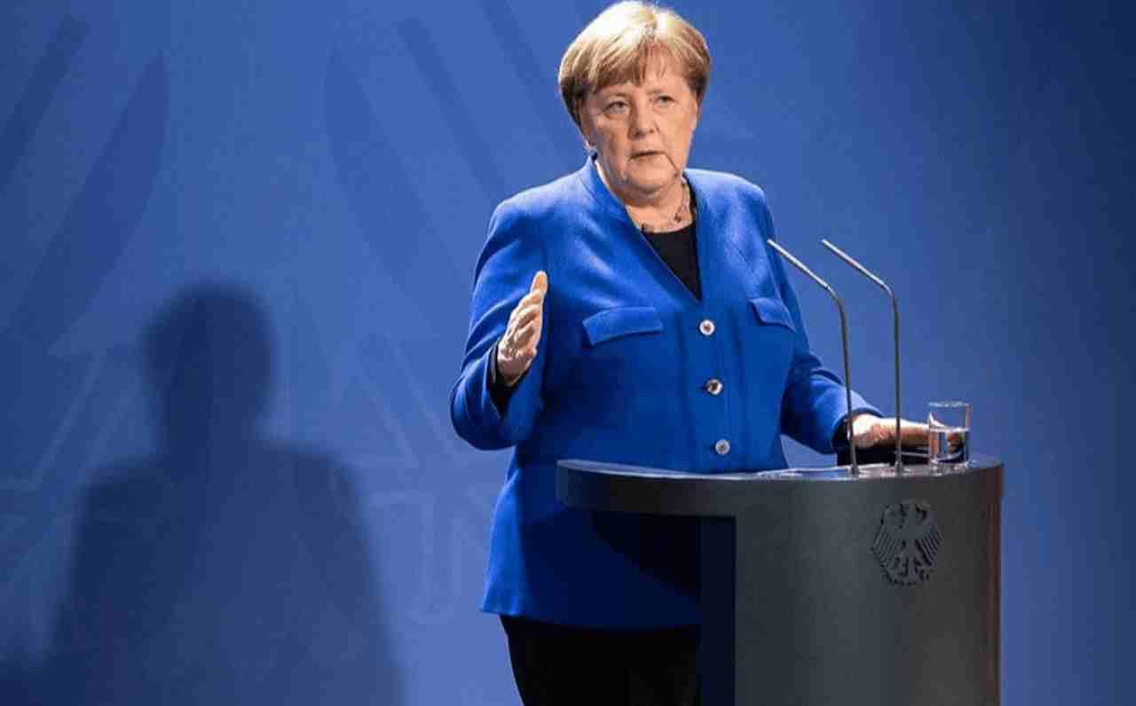 Chanceler Alemã diz que não vai relaxar medidas restritivas contra o coronavírus