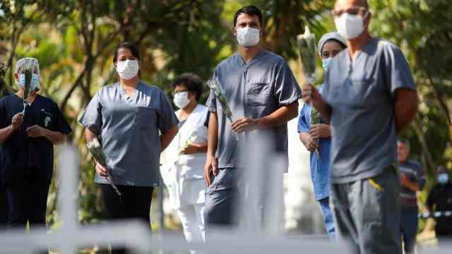 Cartórios registram aumento de 43% em mortes por causa indeterminada