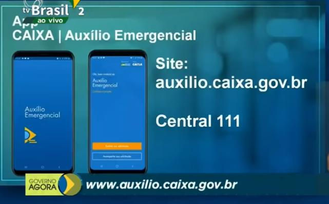 Confira as datas para receber auxílio emergencial