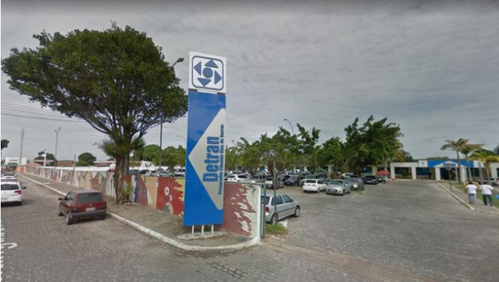 Detran da Paraíba
