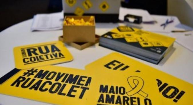 Detran-PB realiza campanha do Maio Amarelo