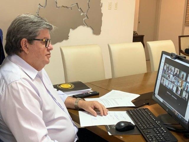 Governador da Paraíba prepara novo decreto para manter comércio fechado