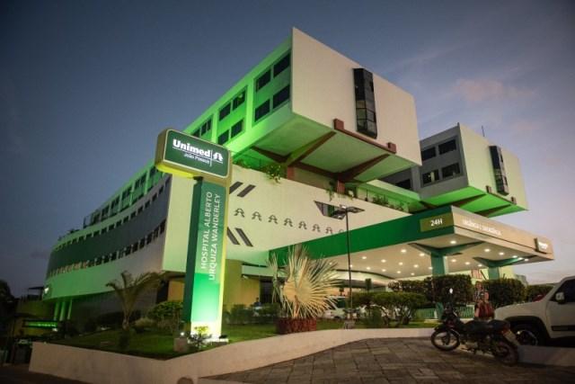 Hospital da Unimed tem estrutura para Covid-19 e outros procedimentos de alta complexidade