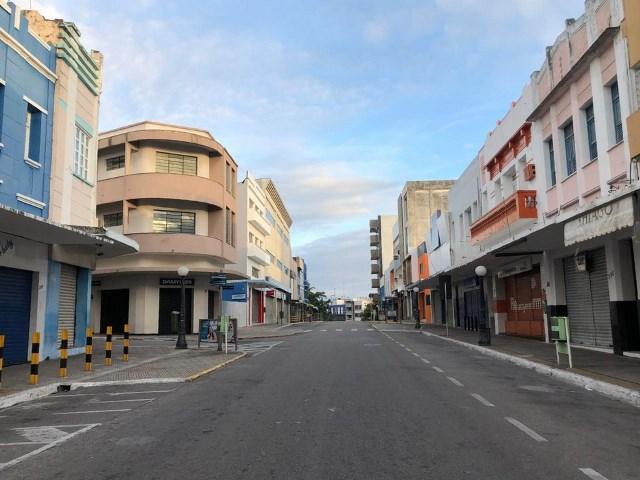 Justiça nega recurso da CDL e mantém comércio de Campina Grande fechado por pandemia