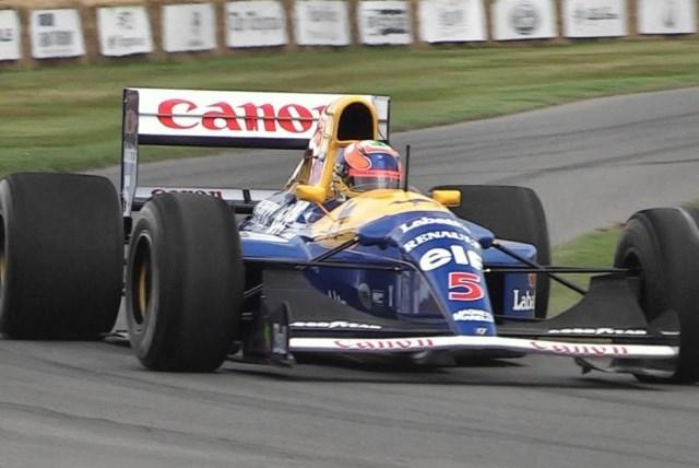 Os 5 carros mais bonitos da história da Fórmula 1