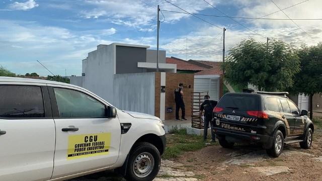 PF investiga desvio de verba usada no combate ao coronavírus pela Prefeitura de Aroeiras, na PB