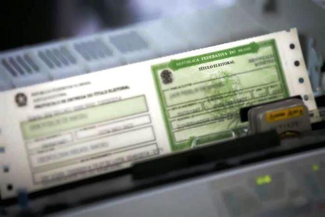Prazo para regularizar título de eleitor pela internet vai até 6 de maio
