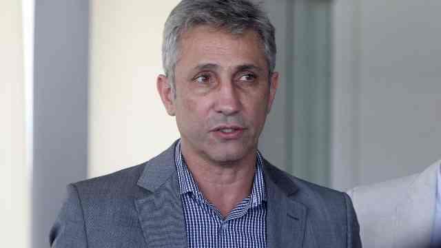 Presidente do Vasco prevê perda de R$ 40 milhões por causa da crise