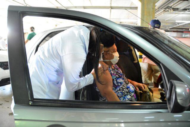 Vacinação contra influenza é retomada nesta segunda em JP