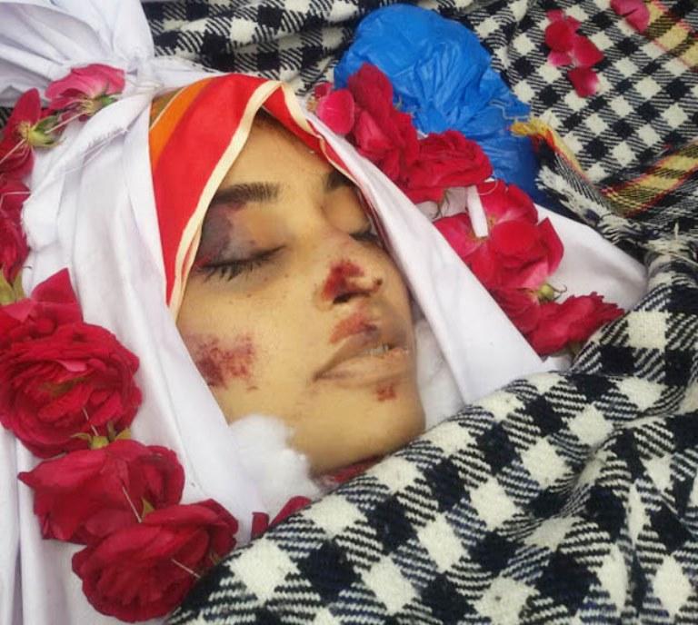 Assassinada no Paquistão porque negou a dormir com muçulmanos