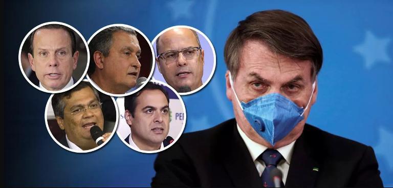 Bolsonaro ameaça
