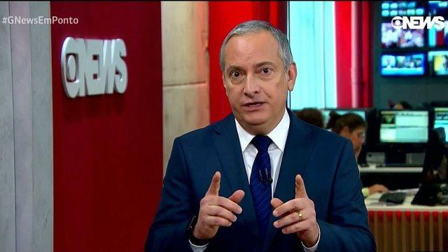 """Ao vivo, jornalista da GloboNews rebate Bolsonaro: """"Não vamos calar a boca"""""""