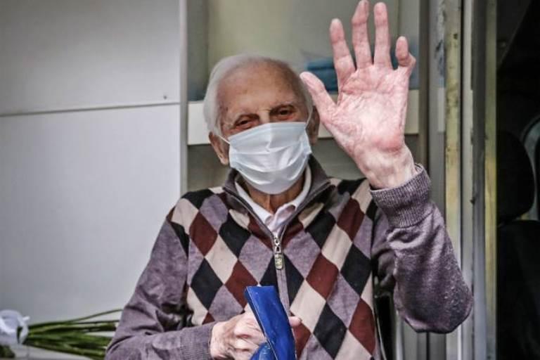 Brasil alcança a marca de 100 mil recuperados do novo coronavírus