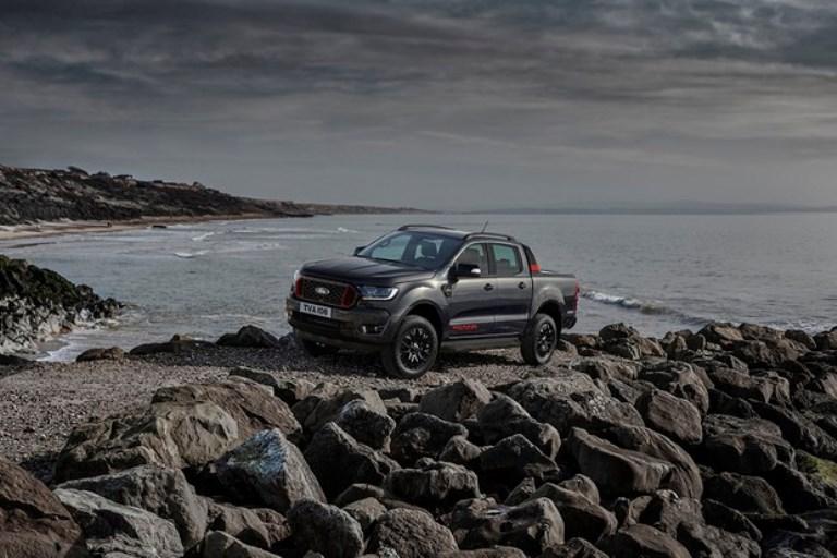 Depois da tempestade, o Trovão: Ford Ranger Thunder é lançada na Europa.