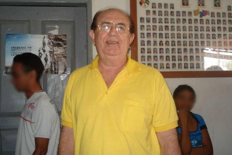 Ex-prefeito de Patos, Dinaldo Wanderley, morre de covid-19