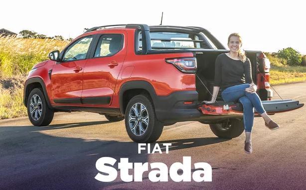 prós e contras da nova Fiat Strada