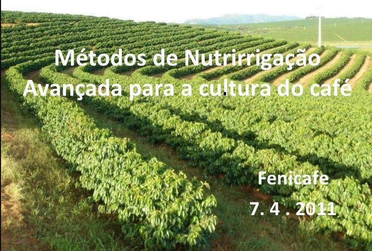 Irrigação Inteligente e Nutrirrigação