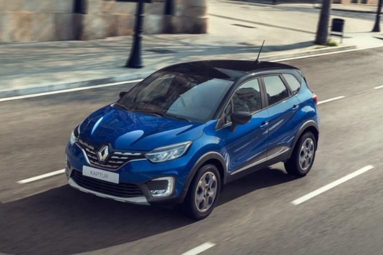 Renault revela novo Captu que virá ao Brasil com motor Mercedes