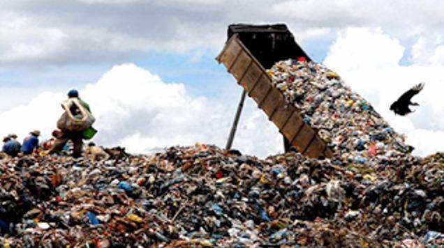 resíduos industriais no Brasil