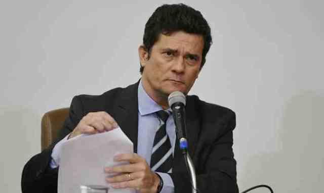 Sergio Moro deixa a PF após mais de oito horas de depoimento