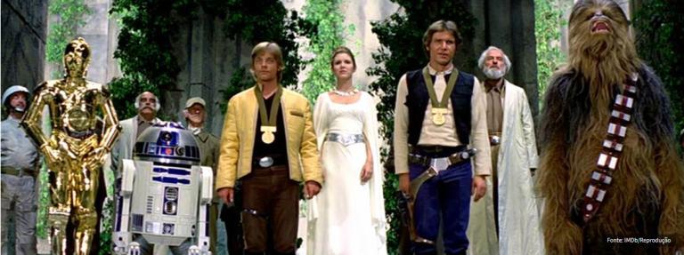 Star Wars: os melhores filmes