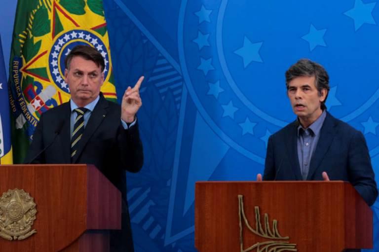 URGENTE: Teich pede demissão do Ministério da Saúde; general deve assumir