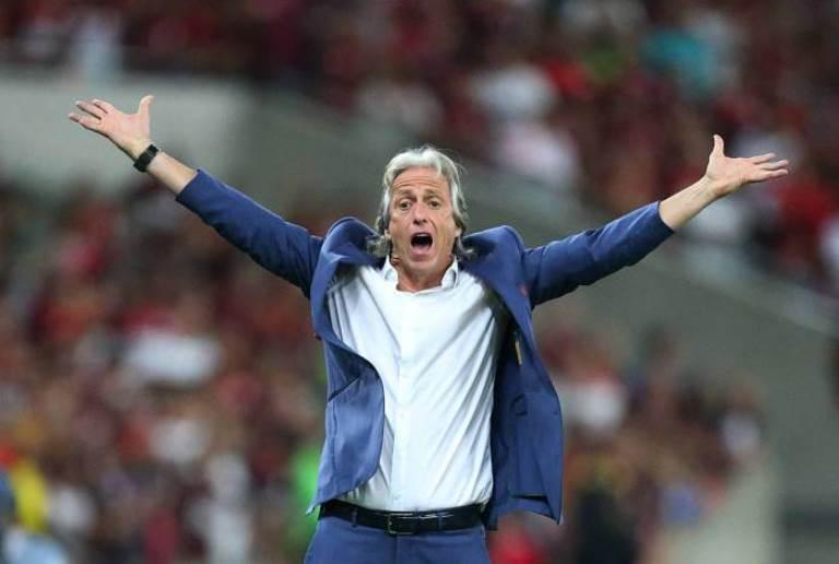 Emissora portuguesa afirma que Benfica pode pagar multa para tirar Jorge Jesus do Flamengo