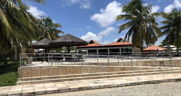 Resort de luxo no litoral da PB vai a leilão por R$ 15 milhões para pagar dívidas trabalhistas