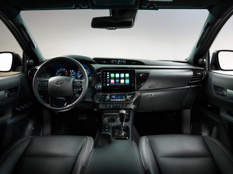 Toyota Hilux 2021 ganha novo visual; veja como ficou o modelo
