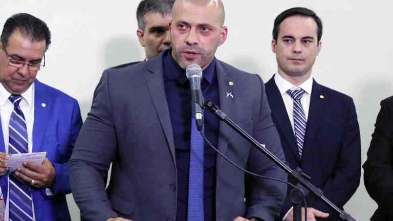 Deputado bolsonarista propõe transformar Rio em capital federal