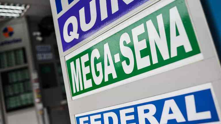 Mega-Sena pode pagar hoje R$ 6,6 milhões
