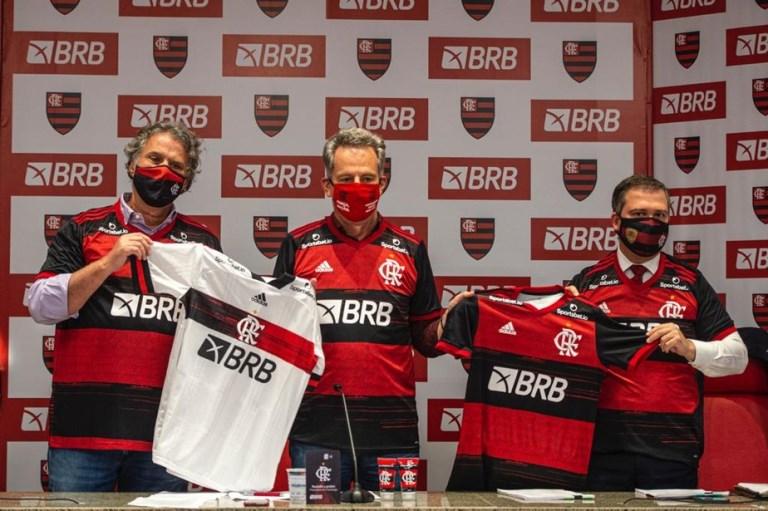Tribunal de Contas do DF decide investigar parceria entre BRB e Flamengo