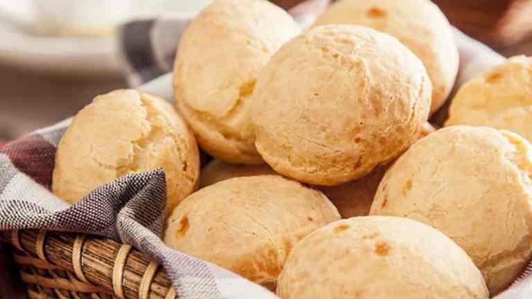 Fácil e rápido: receita de Pão de Queijo