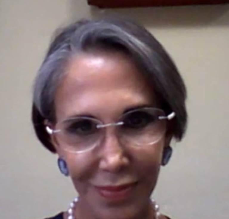 Florinda Meza descobriu pela imprensa que Chaves deixaria de ser transmitido